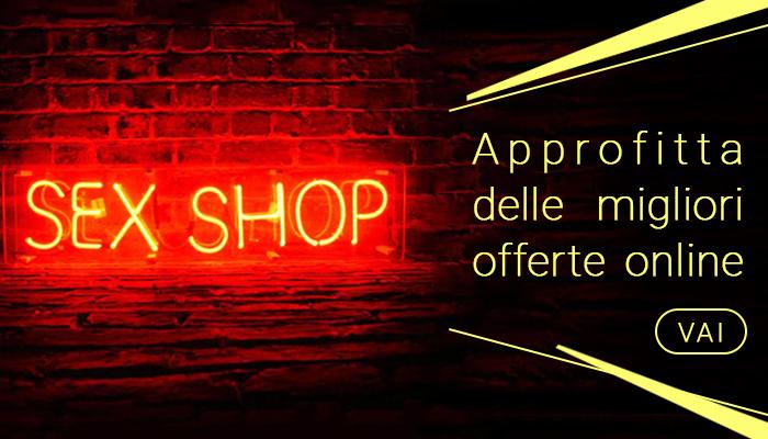 Visita il nostro Sexy shop online