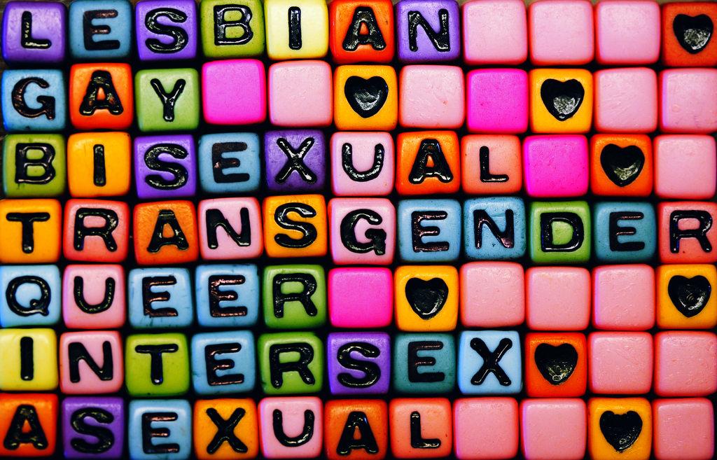La sigla LGBTQIA