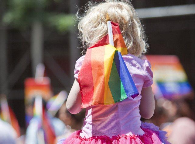 """I Bambini Trans: un """"piccolo"""" mondo in aumento"""